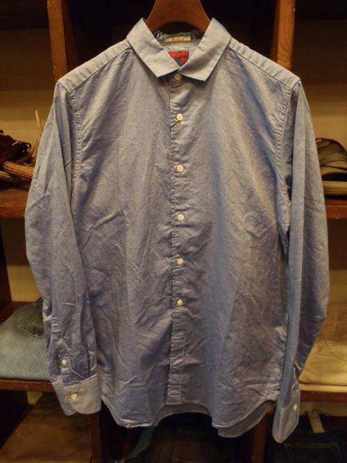 サイレントビリーシャツ