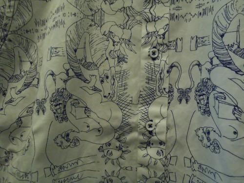 メディテーションシャツ