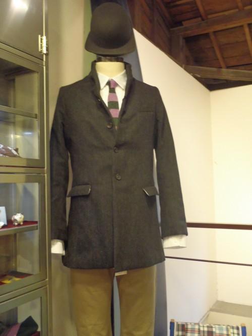 Long Tyrol Jacket