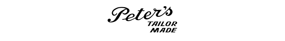 Peter's TAILOR MADE