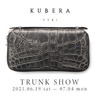 KUBERA 9981 TRUNK SHOW